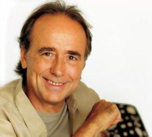 FOTO Joan Manuel Serrat, uno de los cantautores españoles más amados